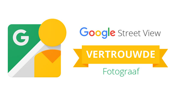 Bart Nijs Google Street View trusted photographer
